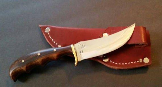 Deep Belly Skinner Knife