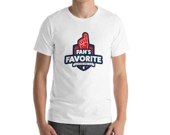 Fan's Favorite Clothing Logo T Shirt