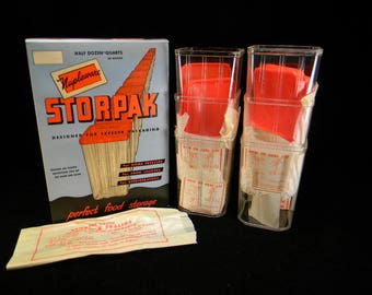 Nuplaware Storpack Food Storage Containers in Original Box