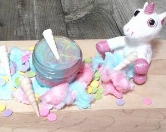 Unicorn sugar scrub