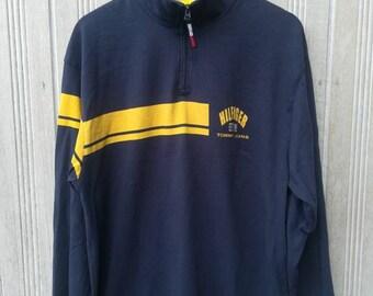 Tommy Hilfiger Sweatshirt Half zipper Sweater