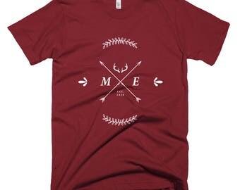 M/E Short-Sleeve T-Shirt