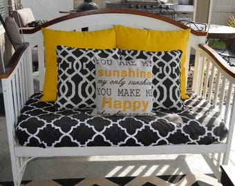 Porch Crib Swing