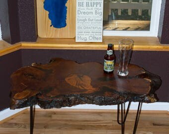 Alien Live Edge Coffee Table Number Two