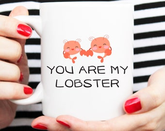 lobster anniversary cup