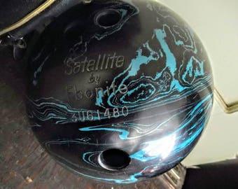 Vintage bowling ball