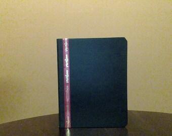 chalkboard journal