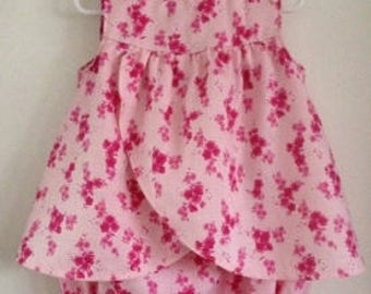 Baby girl Rompers - Pretty in Pink