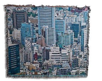 Buildings of Shibuya