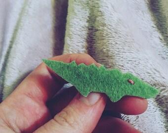 Alligator Pins