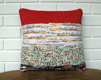 RagRug Kilim Pillow(kod:18113)