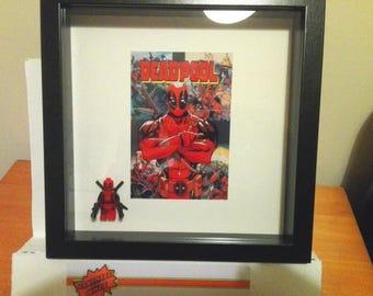 Deadpool minifigure picture