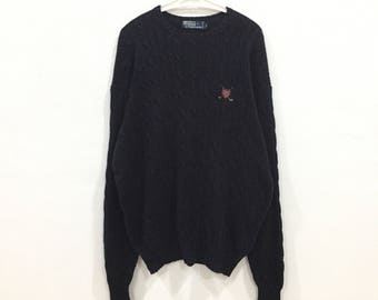 RARE!!! Polo Ralph Lauren Knitwear
