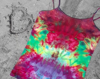 Ice Dyed Tie Dye Cami