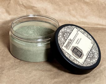 Dry Shampoo: nettle