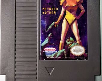 Metroid NES (mOther) - Enhanced Metroid w/saving