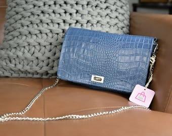 Crossbody Leather handbag