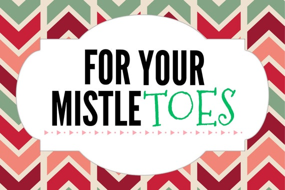 Magic image with regard to for your mistletoes printable