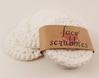 Eco Friendly Reusable Face Scrubby, Reusable Makeup Remover Pads
