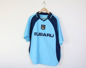 Retro Coventry City Soccer Jersey