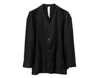 Textured Noragi Jacket