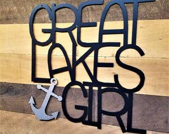 Great Lakes Girl