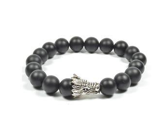 The Dragon Onyx Bracelet