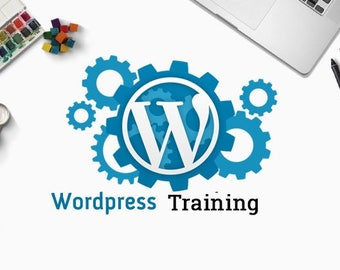 Wordpress Website Training- I will teach you the basics