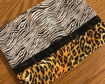 Animal Print Pillowcase