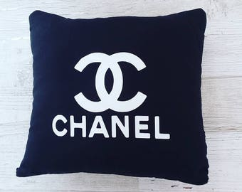 Chanel pillow | Etsy