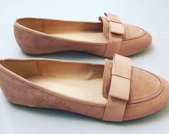 Blush Pink Loafer