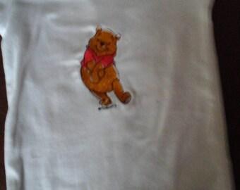 Pooh onesie