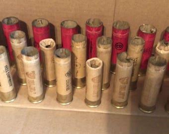30 cardboard Shotgun cartridges