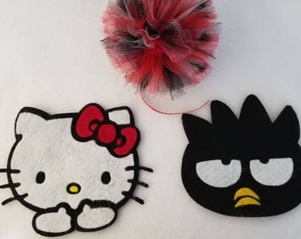 Hello kitty bundle catnip toys.