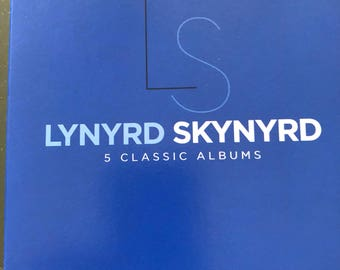 Lynyrd Skynyrd Cd Box Set