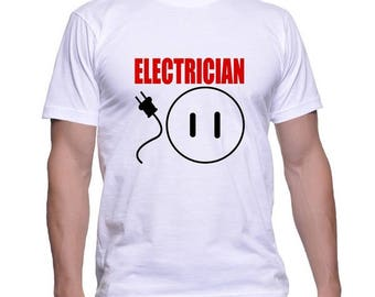 Tshirt for an Electrician