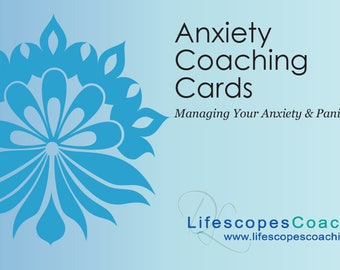 Anxiety Coaching Cards