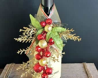 Berry Wine Wrap