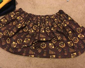 Exterminate Skirt