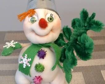 Festive Snowpal