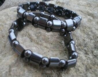 Hematite Bracelet #A036