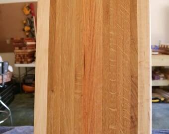 Red Oak Maple Cutting Board 22in. by 13in. by 2in.