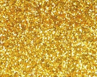 Gold Glitter Pot