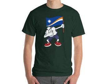 Marshall Islands Soccer T-Shirt