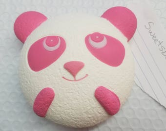 New Panda Very Slow Rising Large Squishy Scented Super Quality Original