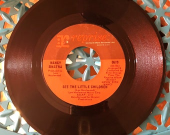 Reprise record Nancy Sinatra -100 Years   -See the Little Children