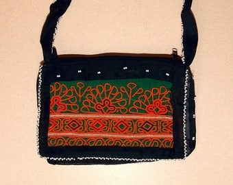 HANDBAG Kuchi Tribal Hobo BellyDance ATS Costume Handmade Kuchi Tribe 765d4