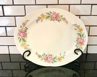 Vintage Home Laughlin Platter