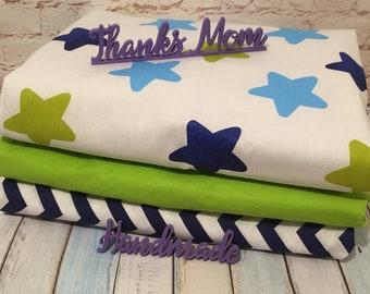 Baby Bedding Set, Crib Bedding Set, blanket, sheets from natural cotton