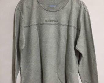 Vintage Cerruti Sport Sweatshirt